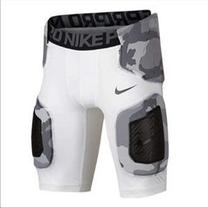 NIKE PRO HYPERSTRONG COMBAT FOOTBALL SHORTS